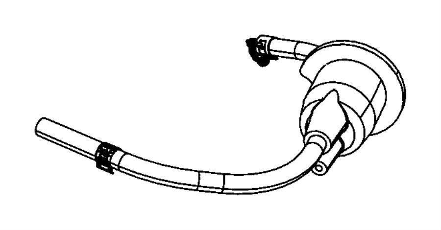Dodge Challenger Release. Hood latch. [6-speed manual