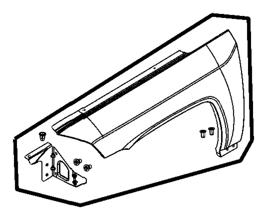 Dodge Caliber Rivet, rivet nut, rivnut. Installation