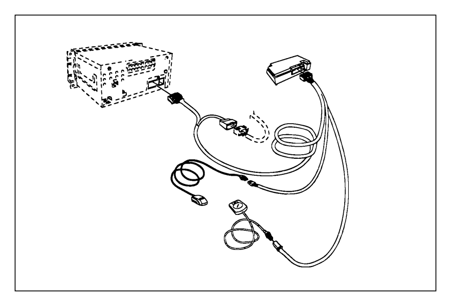 2014 Jeep Wrangler Module. Telematics, uconnect. Hands