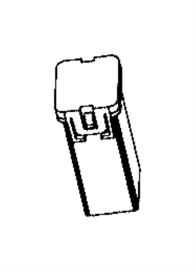 2019 RAM 1500 Fuse. M case, mini j case. 20 amp. Export