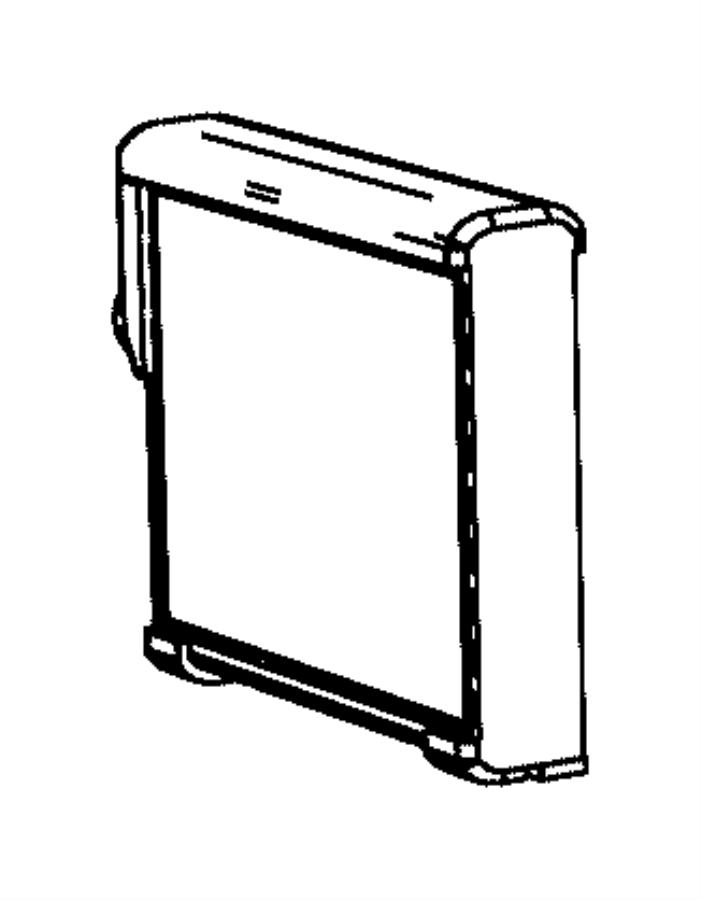 RAM 5500 Evaporator. Air conditioning. Conditioningdelete