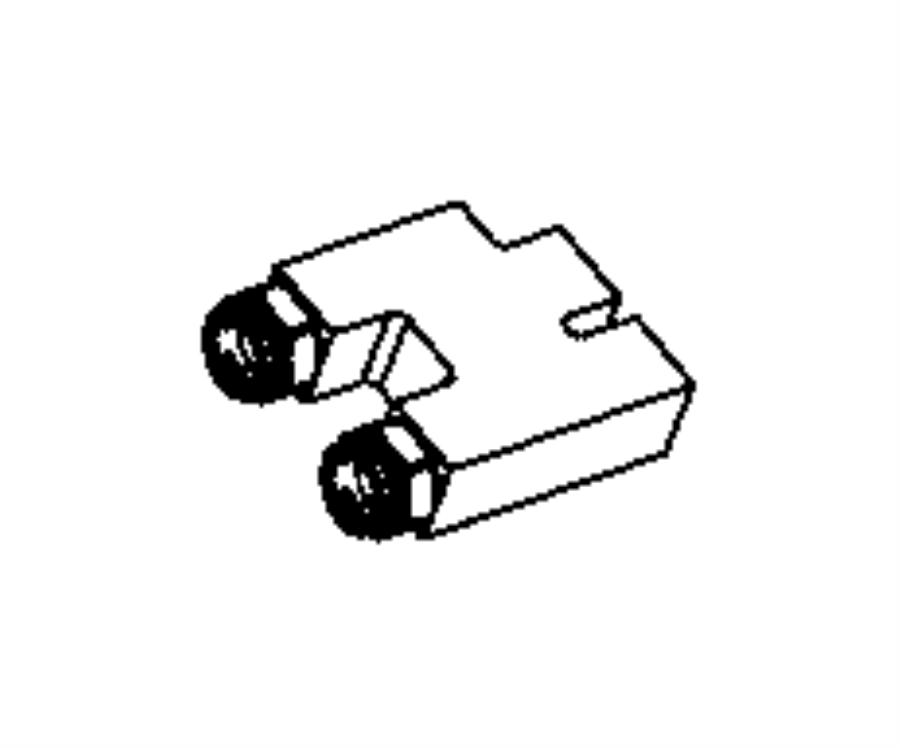 RAM 3500 Valve. Cooler bypass. [dual alternators rated at