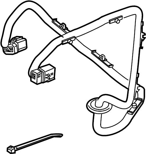 dodge wiring 82401265
