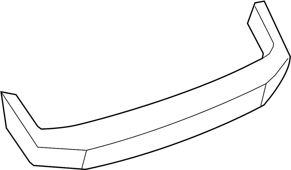 FASCIA. Rear. Fascia, Rear; Fascia,Rear made by Chrysler