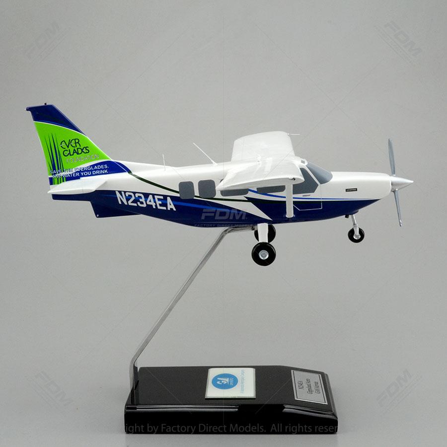 GippsAero GA8 Airvan Airplane Model  Factory Direct Models