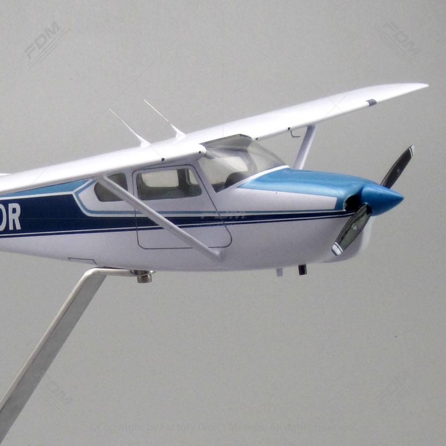 Cessna 210 Centurion Custom Model Aircraft  Factory