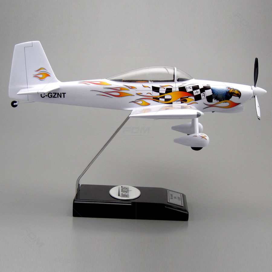Vans Aircraft RV8 Scale Model Plane  Factory Direct Models