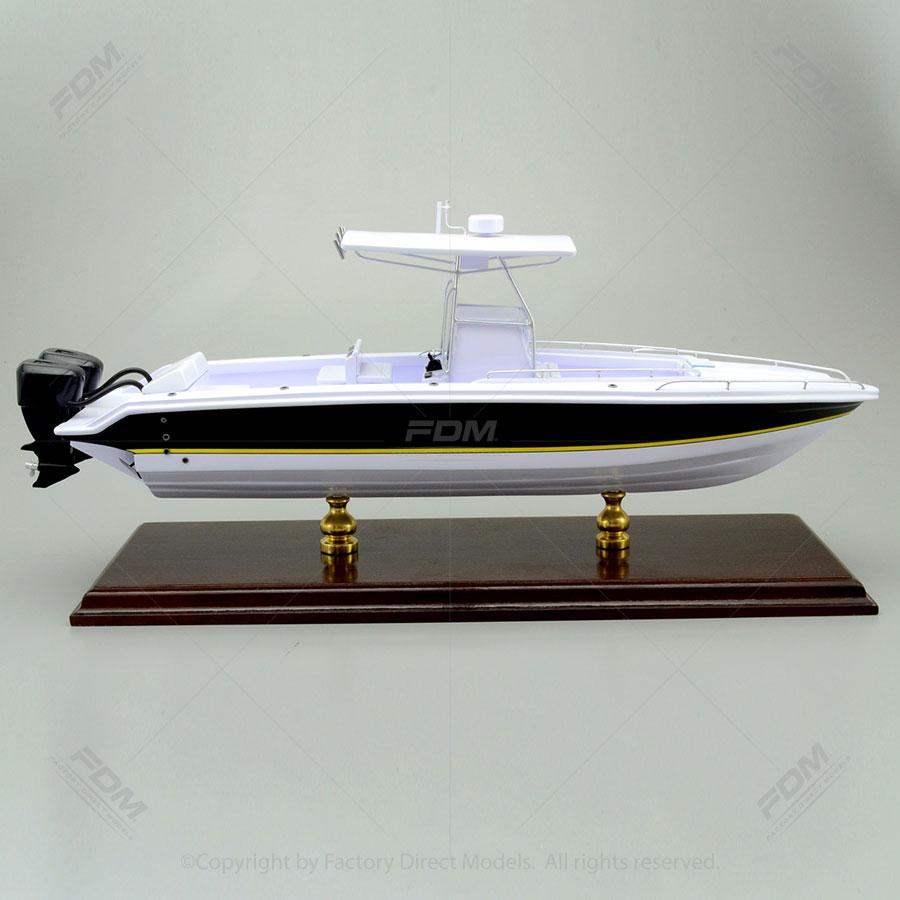 Jefferson Marlago Center Console Boat Model  Factory