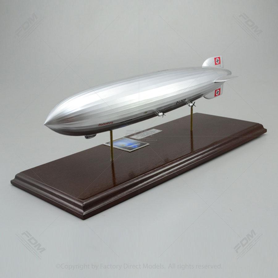 20 Inches long LZ 129 Hindenburg Model  Factory Direct Models