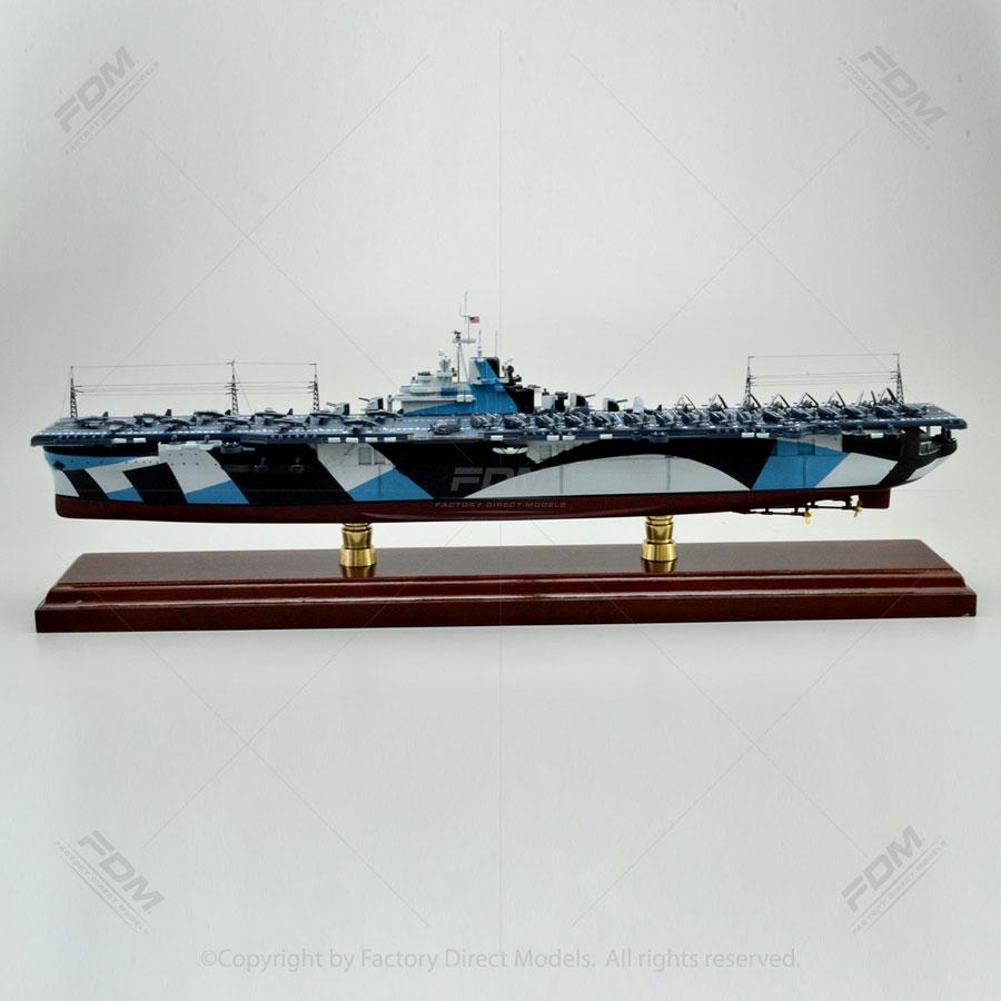 USS Yorktown CV10 Model  Factory Direct Models