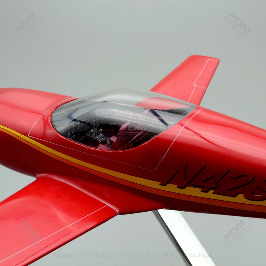 Custom Made Swearingen SX300 Model Airplane  Factory