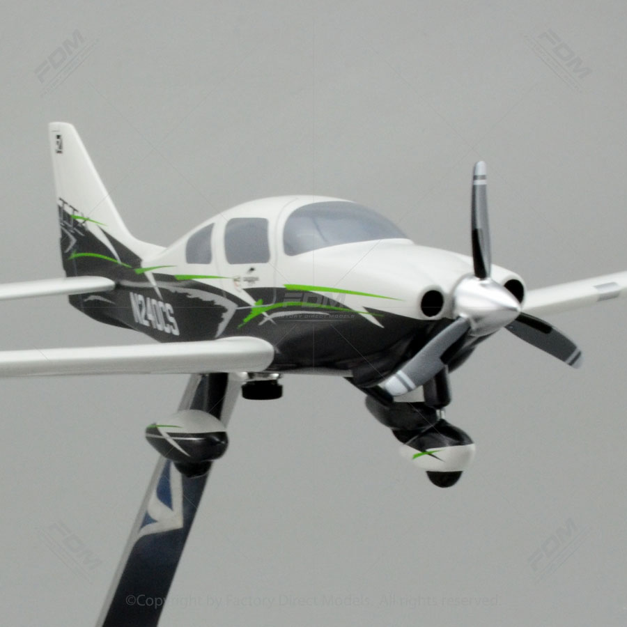 Cessna T240 Corvalis TTx Model  Factory Direct Models