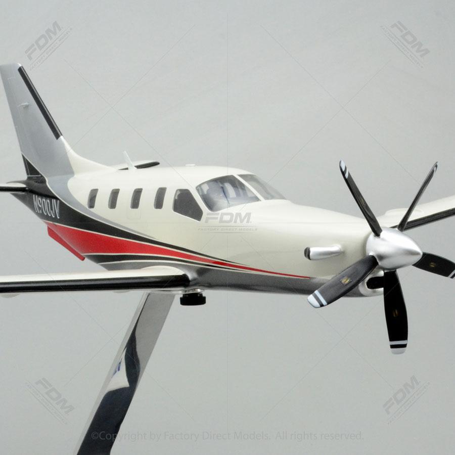 DaherSocata TBM 900 Custom Model Aircraft  Factory