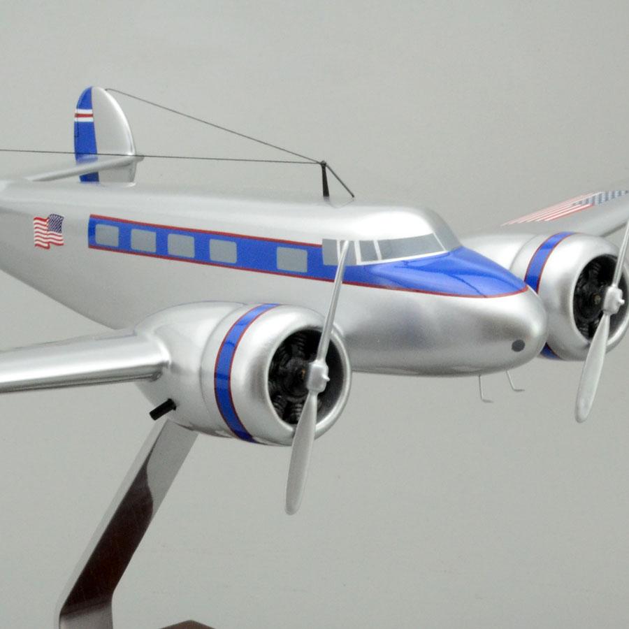 Lockheed Model 10B Electra Model  Factory Direct Models