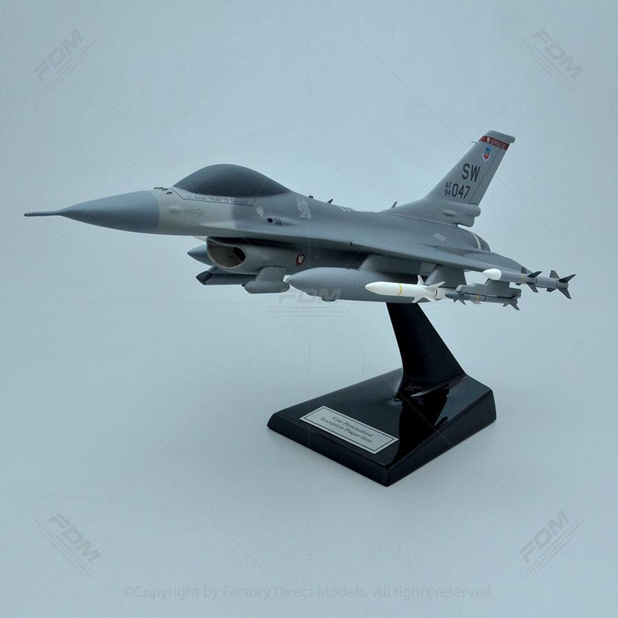 Lockheed Martin F16c Fighting Falcon Model