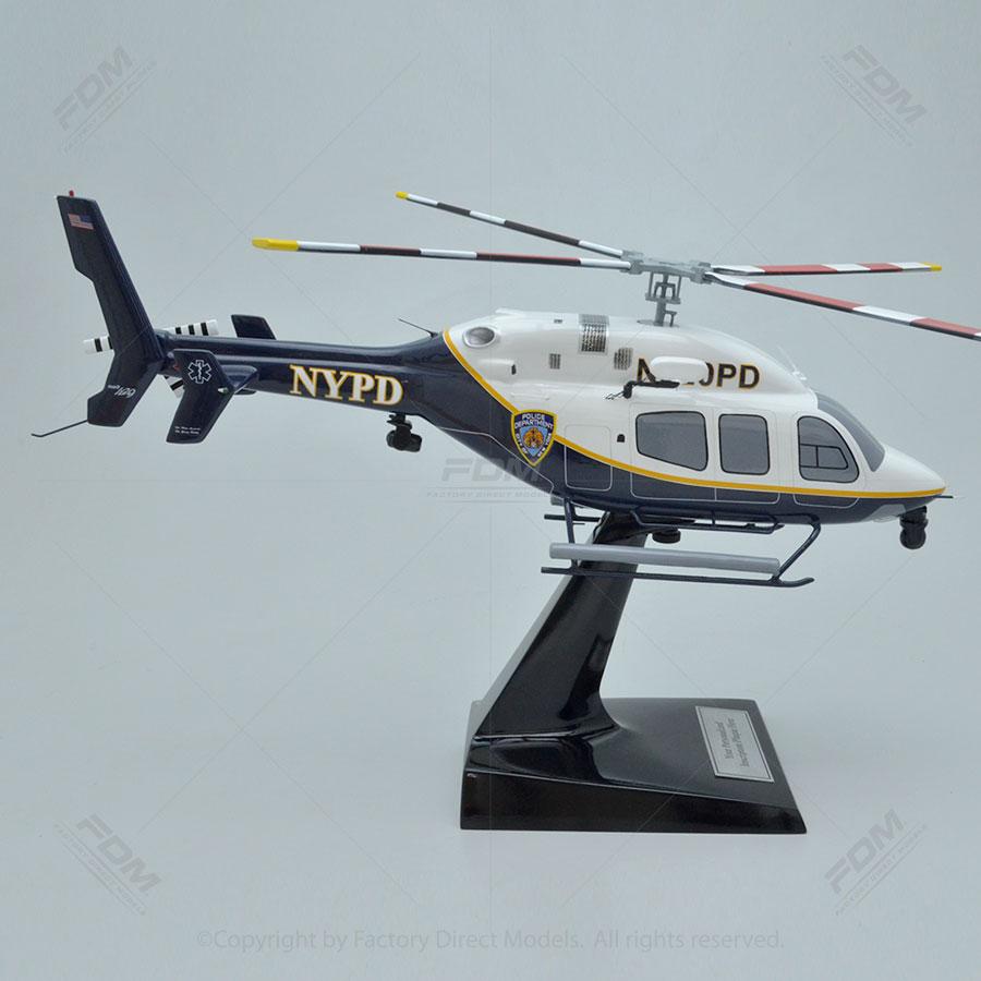 Bell 429 GlobalRanger NYPD Model