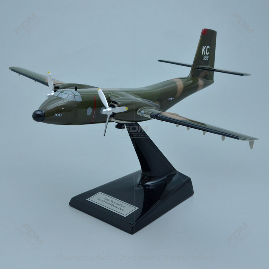 De Havilland C7A Caribou Model