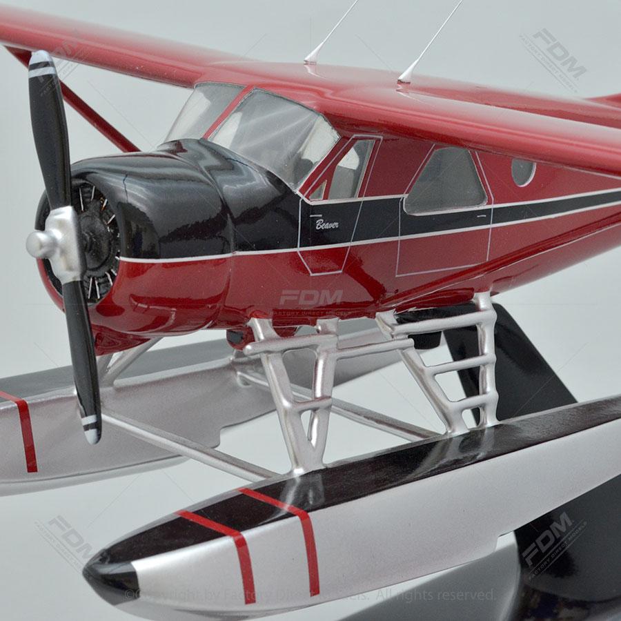 DHC2 Beaver Custom Wooden Model Aircraft  Factory Direct