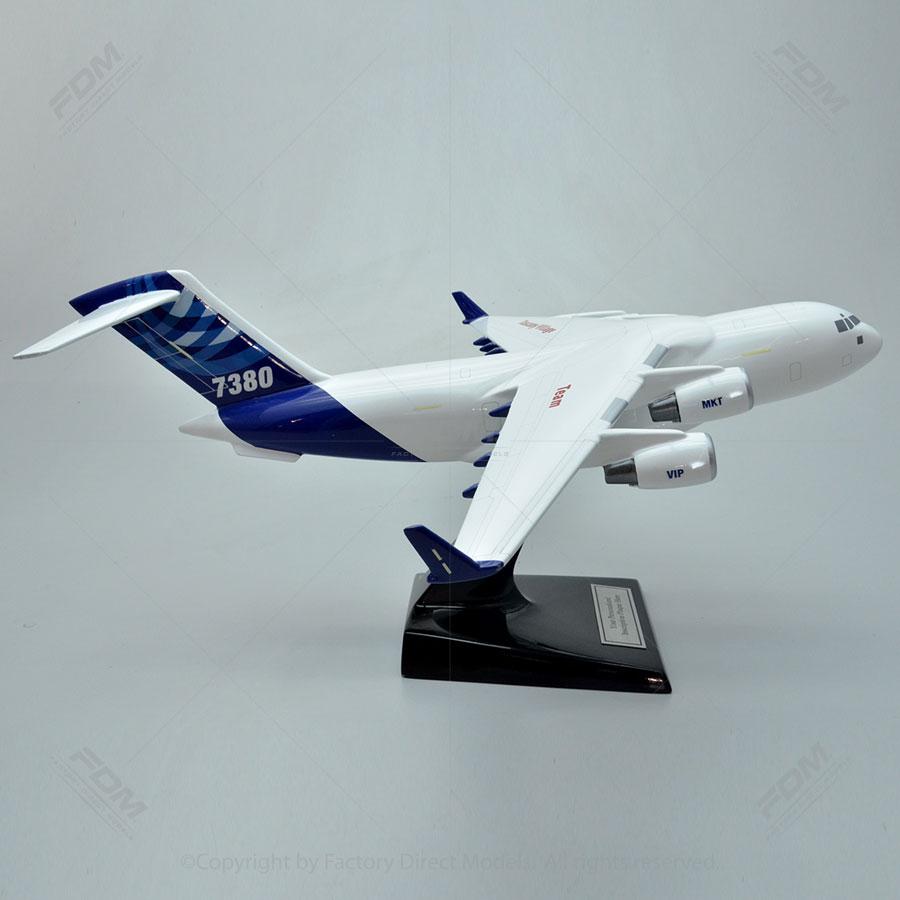 Boeing C17 Globemaster III Custom Model Airplane