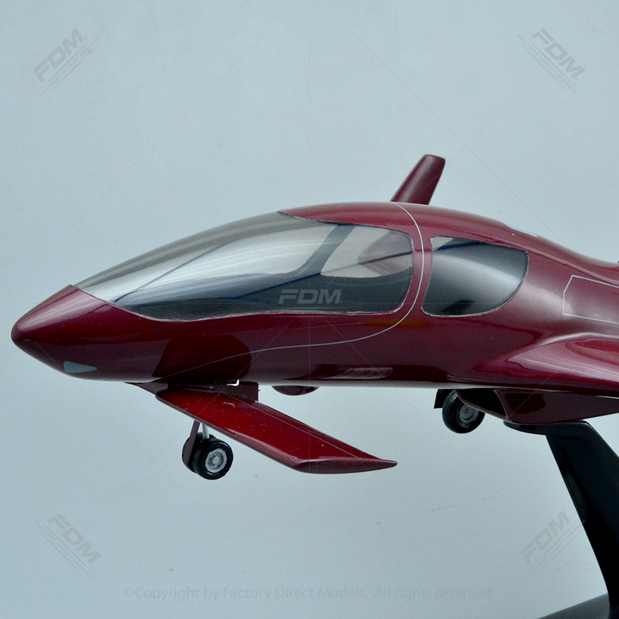 Cobalt Co50 Valkyrie Airplane Models  Factory Direct Models