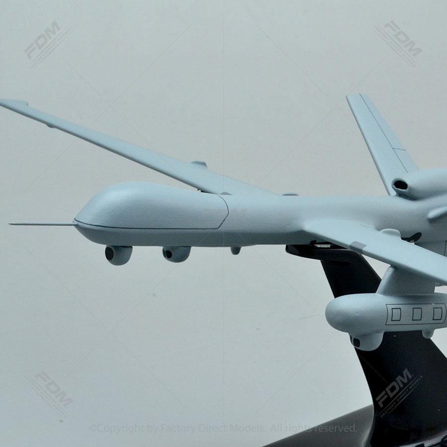 General Atomics MQ9 Reaper Scale Model Plane  Factory