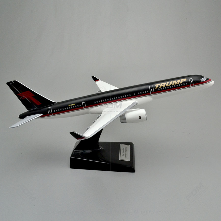 Boeing 757200 Delta Airlines Model Airplane  Factory
