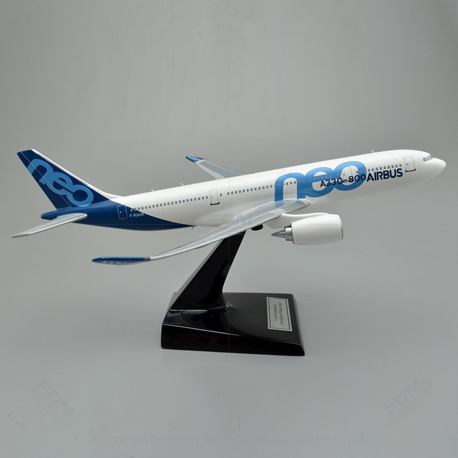Airbus A330800 NEO Model  Factory Direct Models