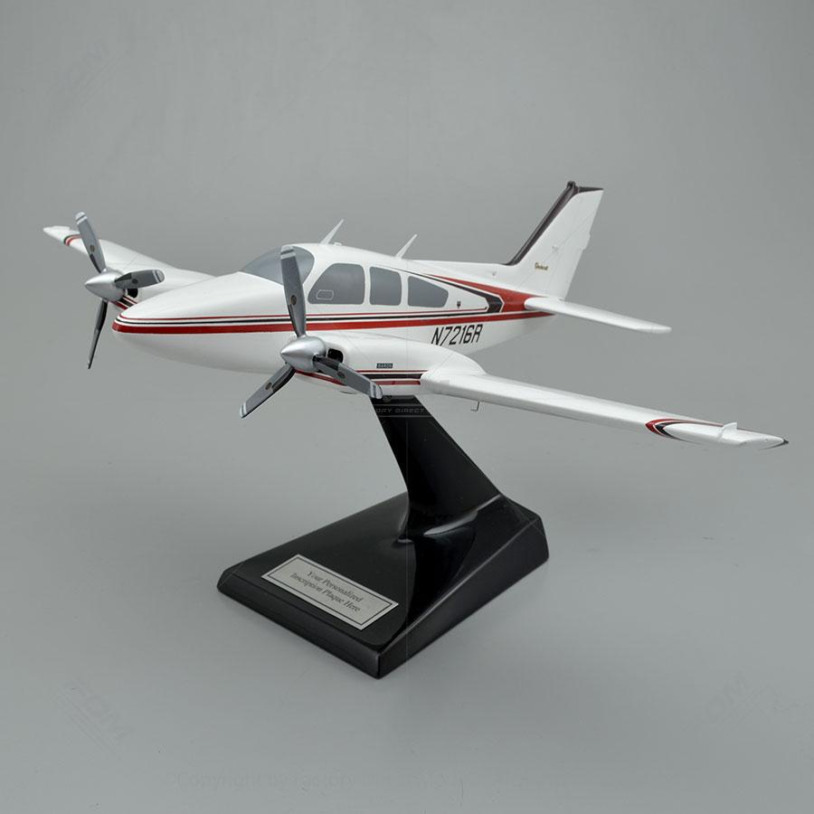 Beechcraft Baron 55 Model  Factory Direct Models