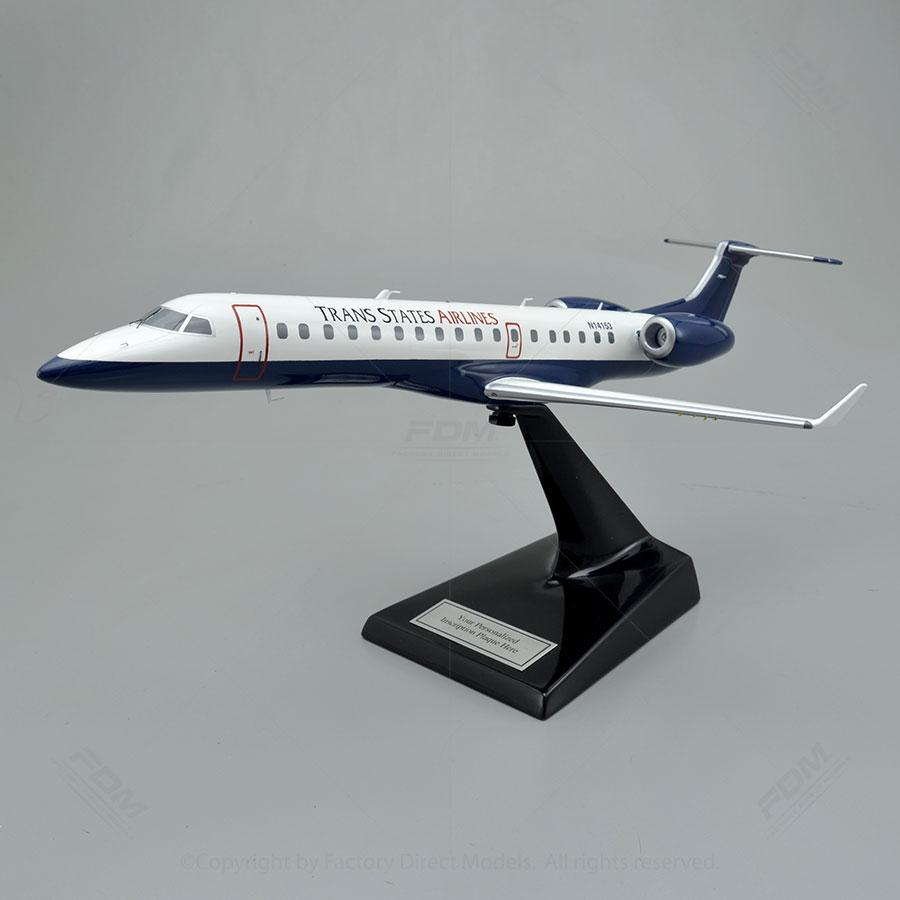 Embraer ERJ 145 Trans States Airlines Model