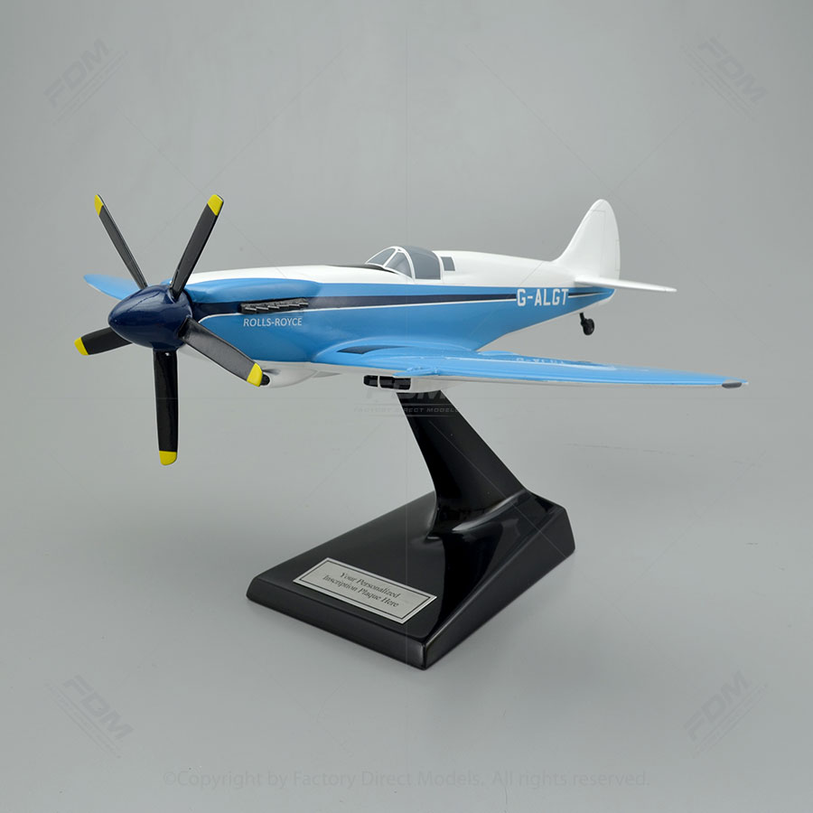 Supermarine Spitfire Mk XIV Model