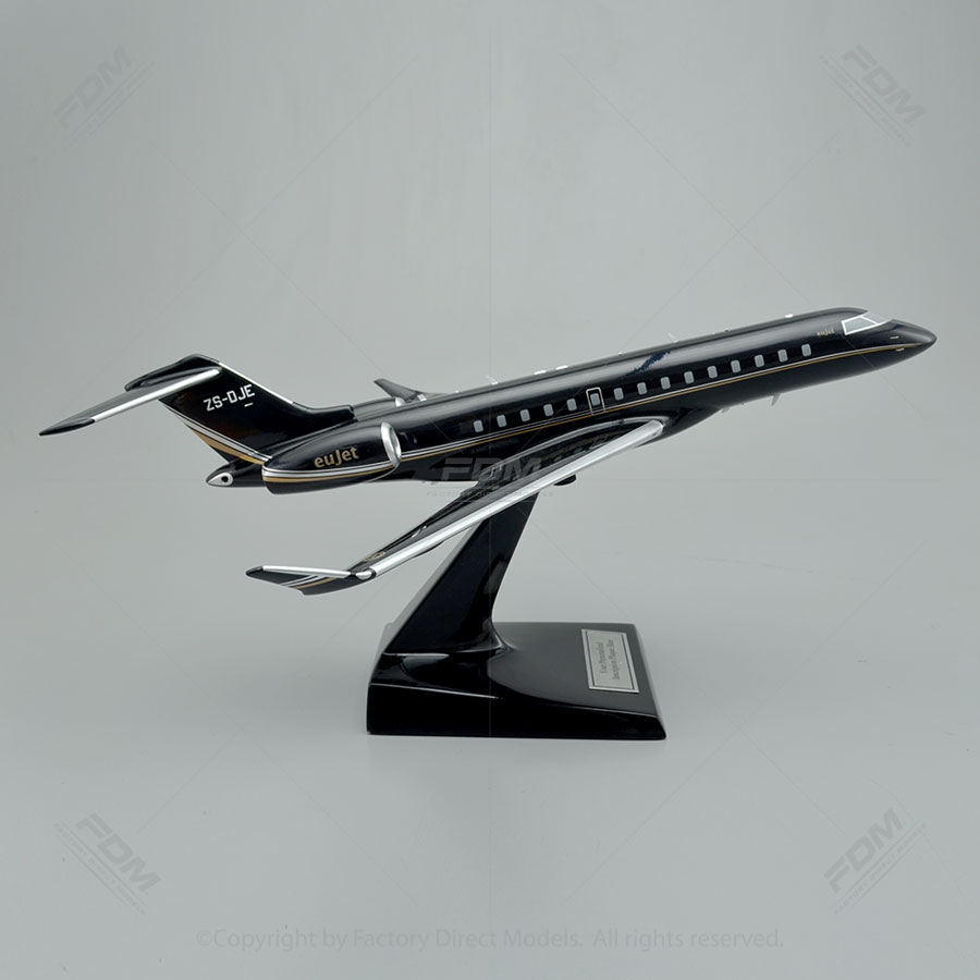 Bombardier Global 7000 Airplane Model  Factory Direct Models