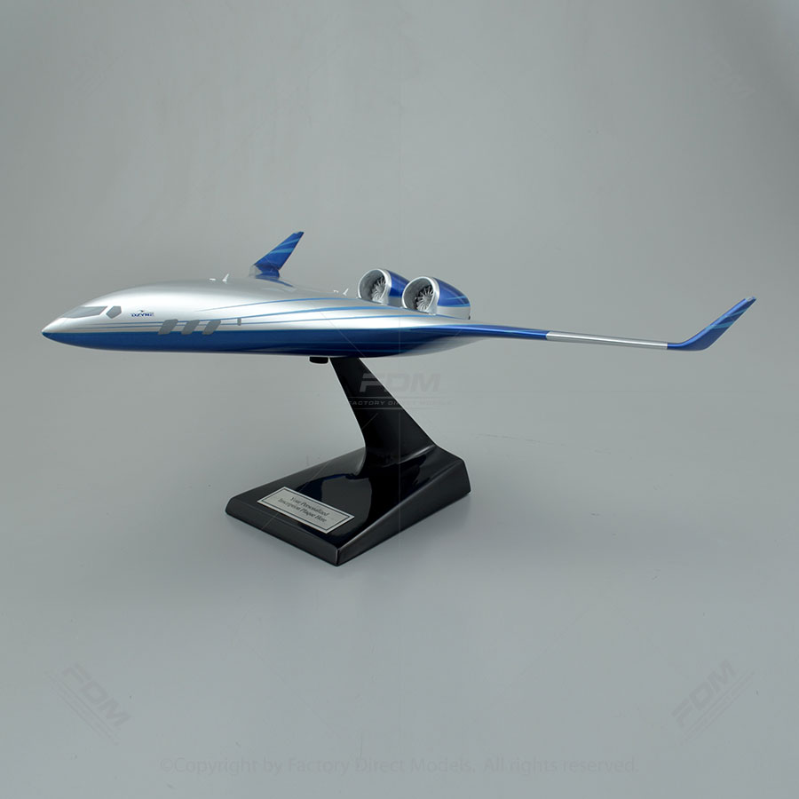 DZYNE Technologies Ascent 1000 BWB Custom Model Airplane