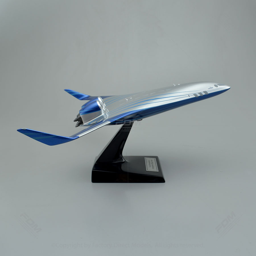 DZYNE Technologies Ascent 1000 BWB Scale Model  Factory
