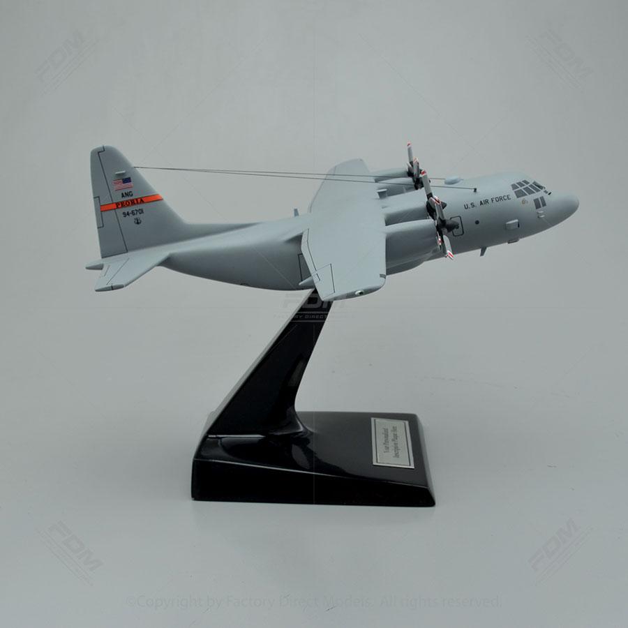 Lockheed C130H Hercules Model  Factory Direct Models