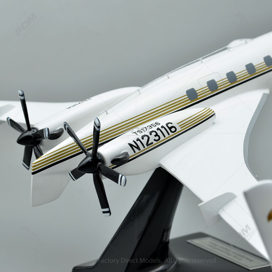Beechcraft Starship 2000 Model  Factory Direct Models
