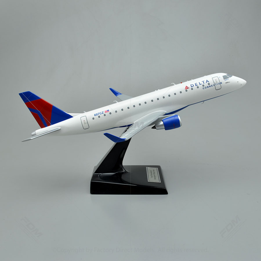 Embraer ERJ 175 Delta Model  Factory Direct Models