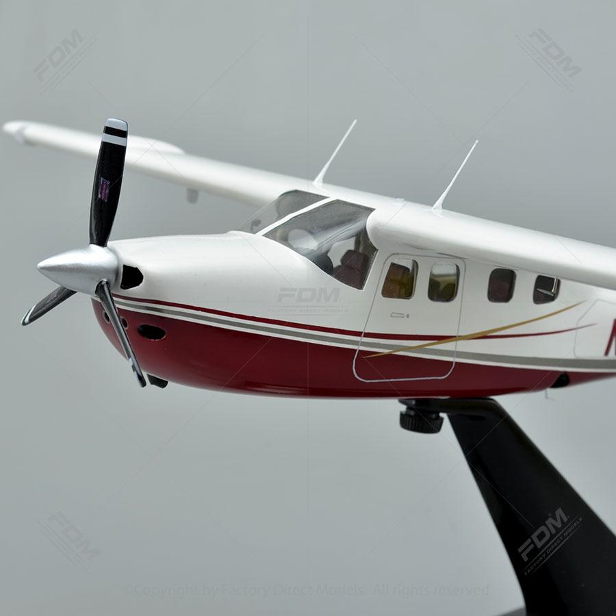 Custom Made Cessna P210N Model Airplane  Factory Direct