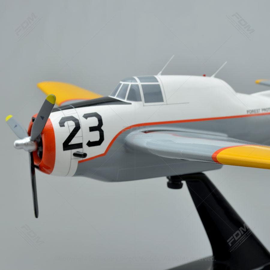 Grumman TBM3E Avenger Model  Factory Direct Models