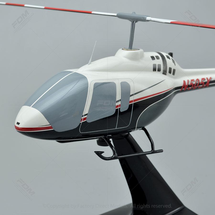 Bell 505 Jet Ranger X Model