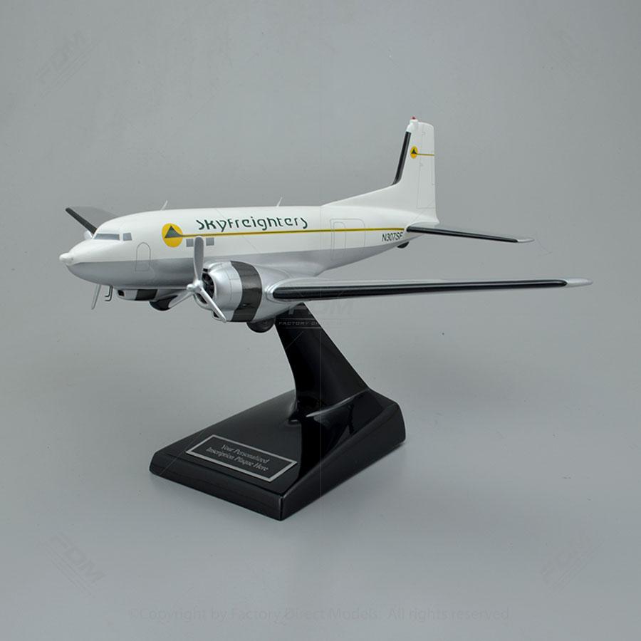 Douglas Super DC3 SkyFreighters Model  Factory Direct Models