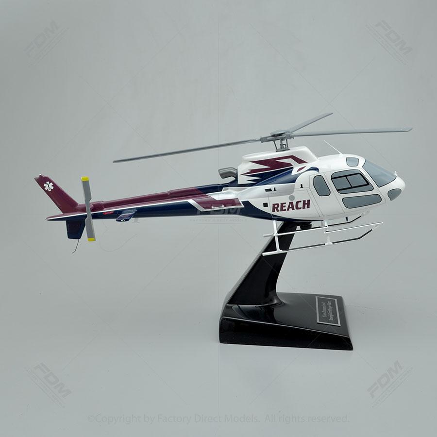 Eurocopter AS350 EagleMed Model Helicopter  Factory Direct Models