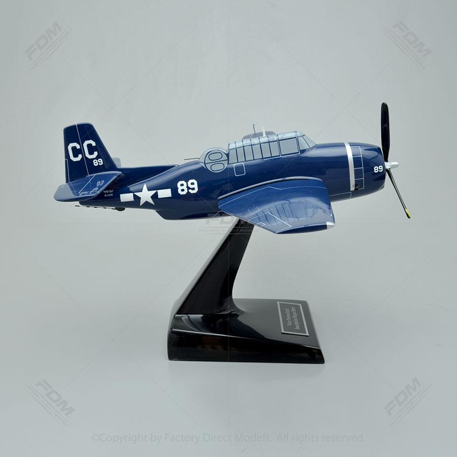 Grumman TBF Avenger Model Airplane  Factory Direct Models