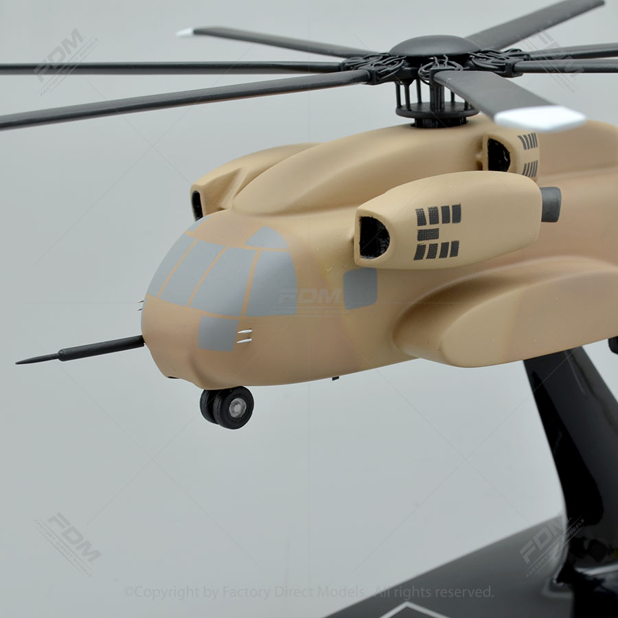 Sikorsky CH53K King Stallion Model Helicopter