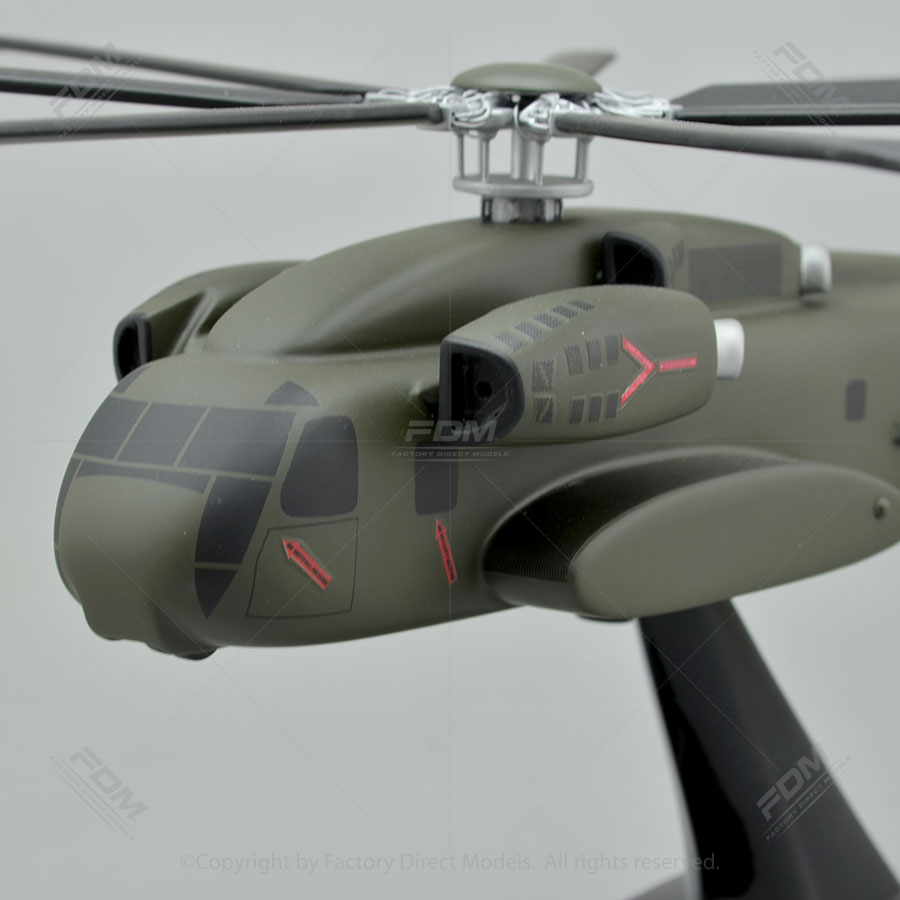 Sikorsky CH53K King Stallion Scale Model Helicopter