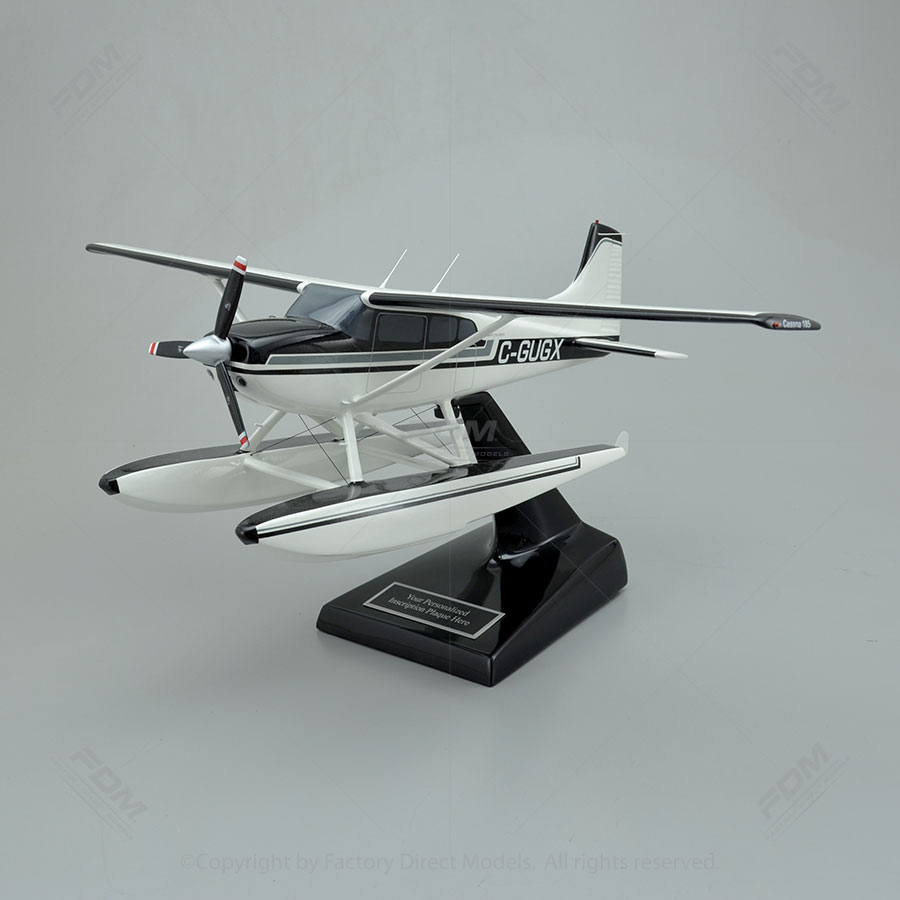 Cessna 185 Skywagon Model Airplane