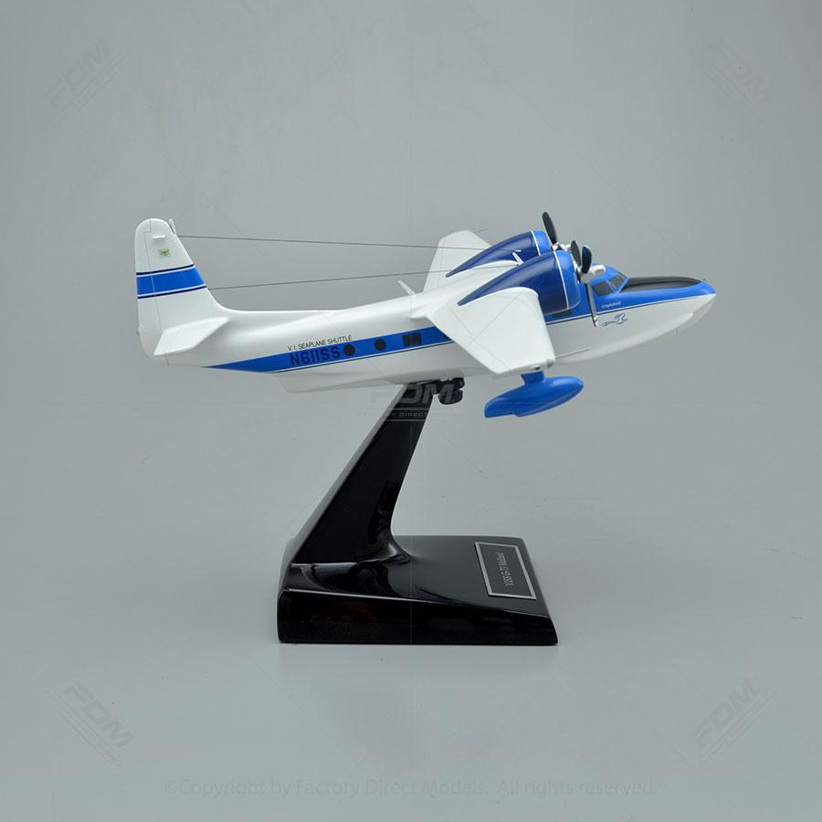 Grumman G73 Mallard Model Airplane