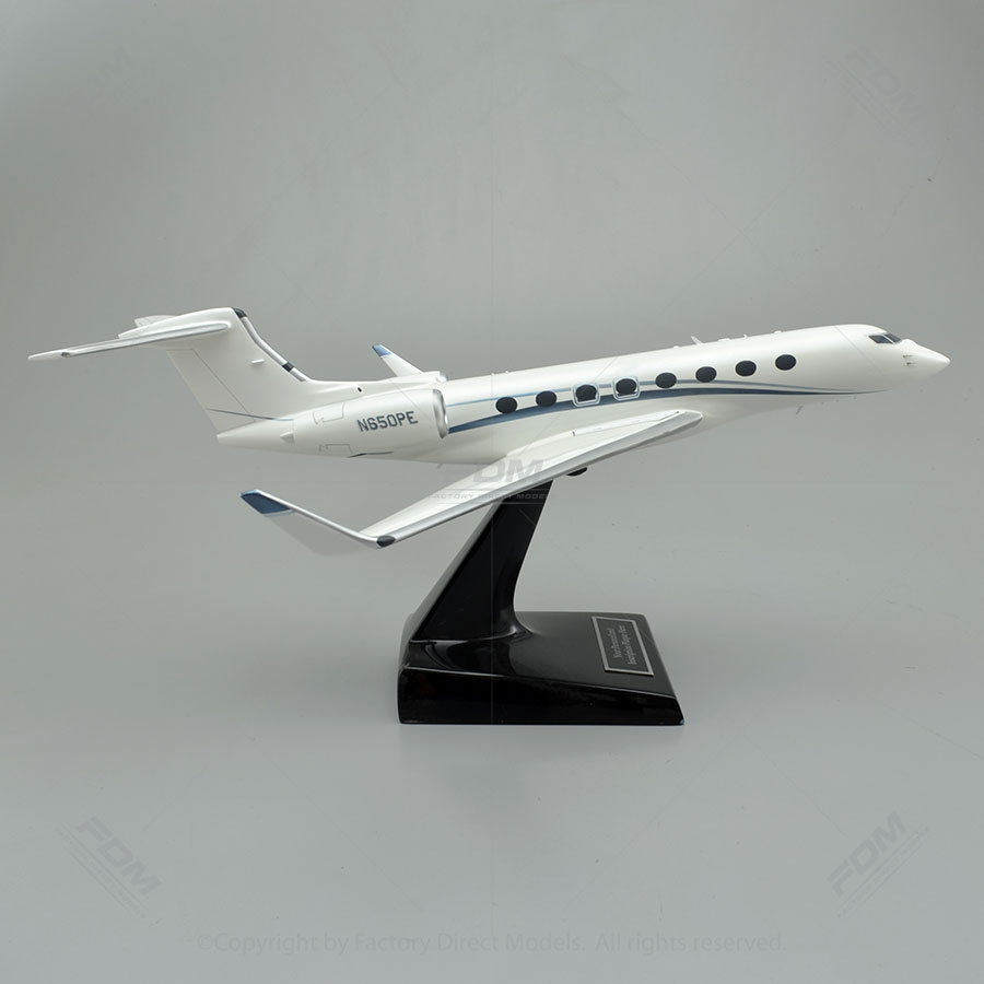 Gulfstream G650 Scale Model Plane  Factory Direct Models