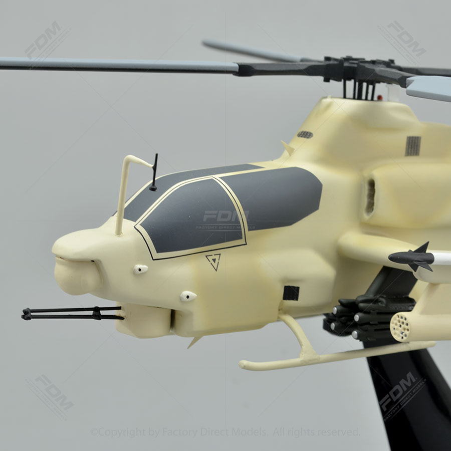 Bell AH1Z Viper Scale Model Helicopter  Factory Direct