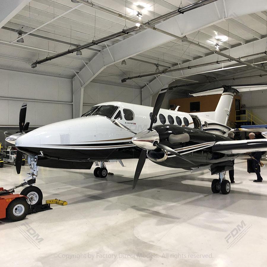 Custom Made Beechcraft King Air 250 Model Airplane