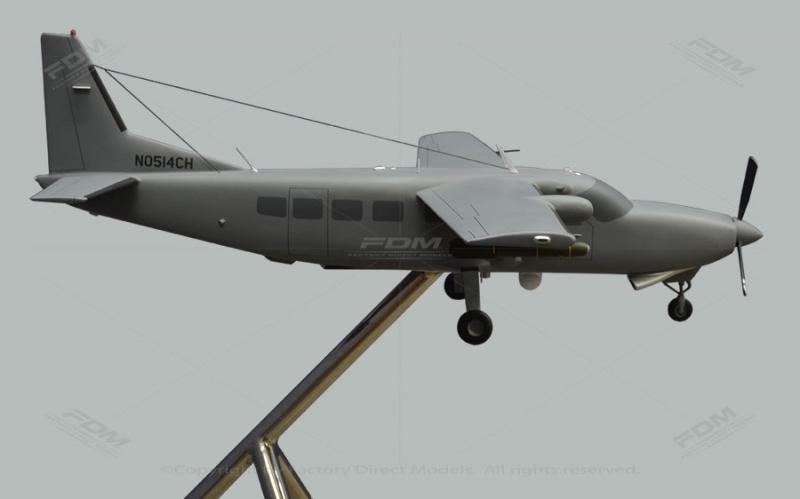 Cessna AC208 Custom Model Airplane  Factory Direct Models